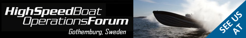 High Speed Boat Operations Forum