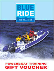 Powerboat Training Gift Voucher