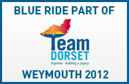 Blue Ride Part Of Team Dorset Weymouth 2011